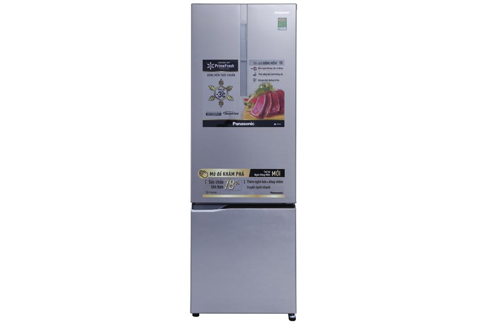 Tủ lạnh Inverter có kiểu dáng mới lạ, bắt mắt