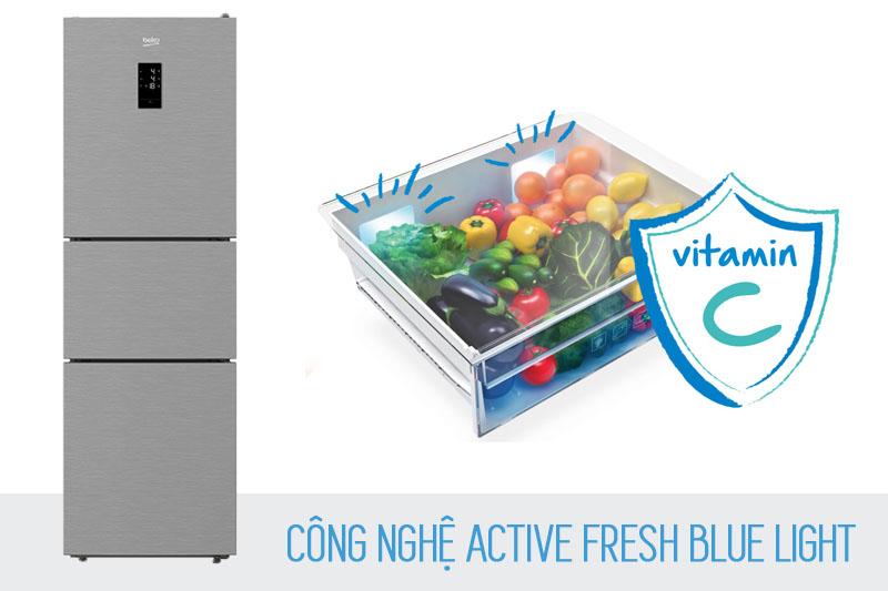 Công nghệ Active Fresh Blue Light
