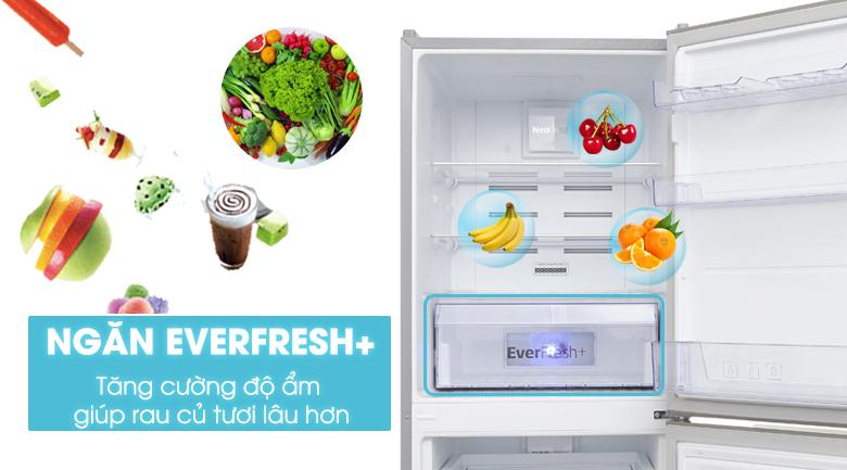 Tủ lạnh Beko 340 lít RTNT340E50VZX - Ngăn Ever Fresh+