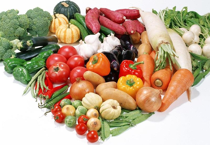 Ngăn rau quả cung cấp độ ẩm cho rau củ tươi ngon