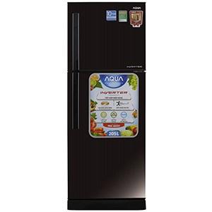 Tủ lạnh Aqua Inverter 186 lít AQR-I209DN DC