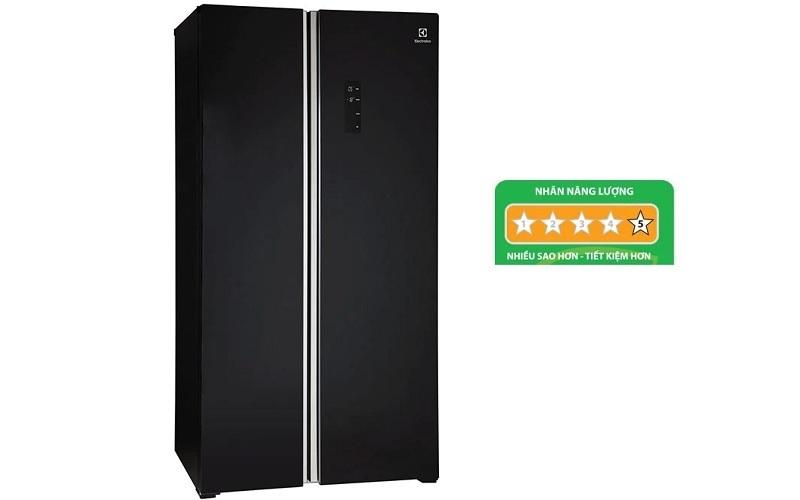 Tủ lạnh Electrolux Inverter 587 lít ESE6201BG-VN