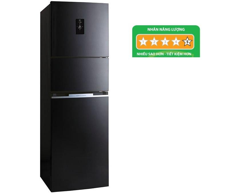 Tủ lạnh 3 cửa hiện đại, mới lạ