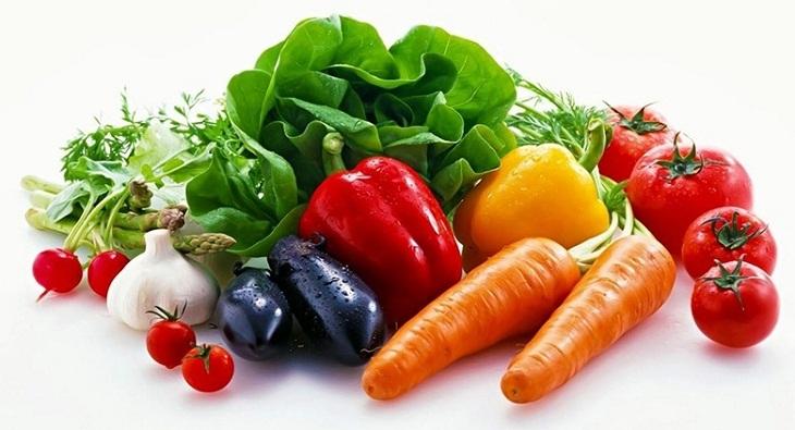 Ngăn rau củ tạo vitamin qua quang hợp