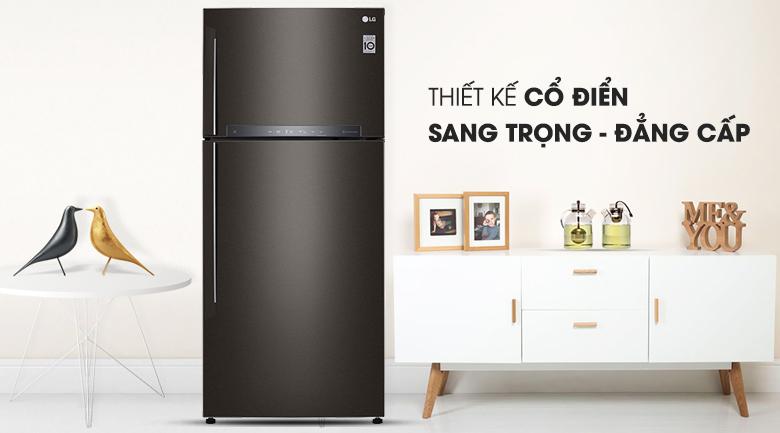 Tủ lạnh LG Inverter 506 lít GN-L602BL hình 1