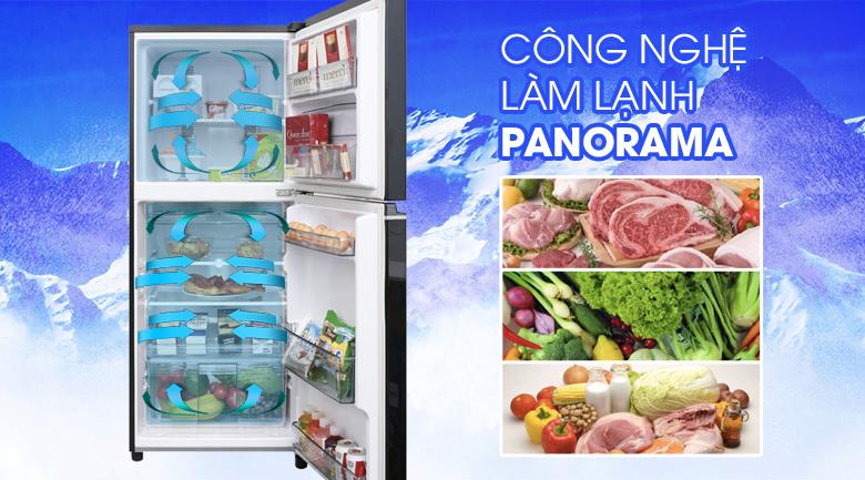 Panorama - Tủ lạnh Panasonic Inverter 234 lít NR-BL268PKVN