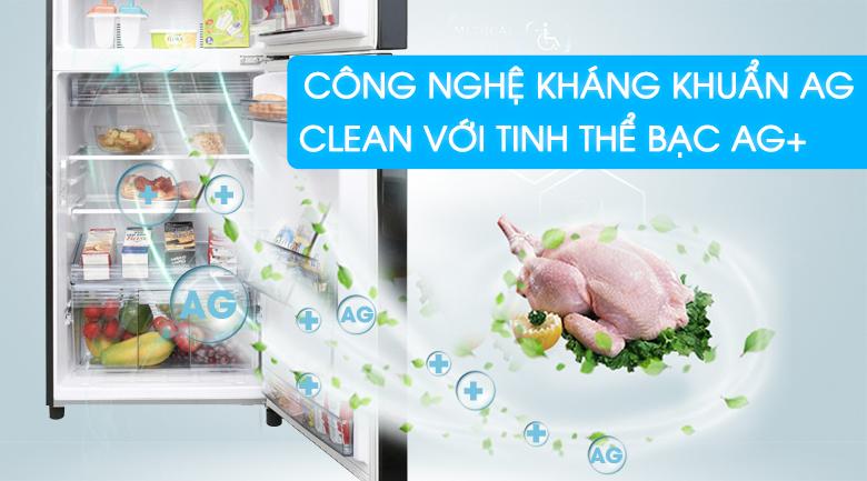 Ag Clean - Tủ lạnh Panasonic Inverter 234 lít NR-BL268PKVN