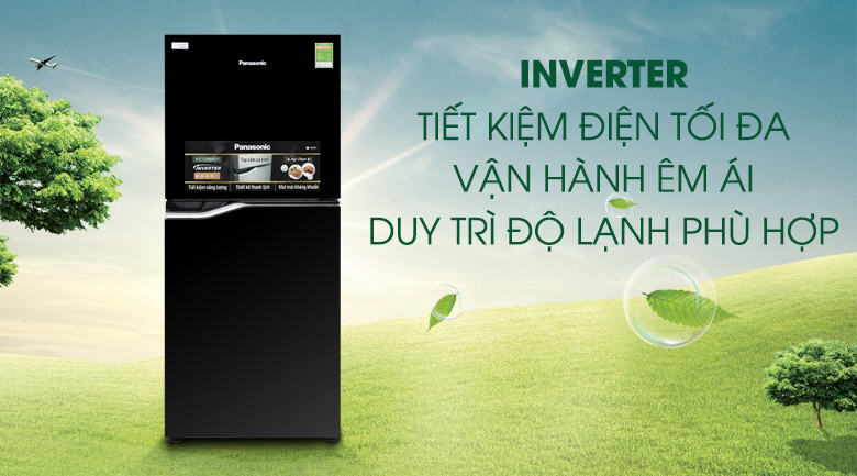 Tủ lạnh Panasonic Inverter 152 lít NR-BA178PKV1 -  Inverter