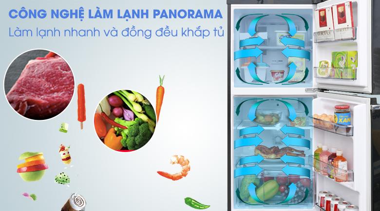 Tủ lạnh Panasonic Inverter 152 lít NR-BA178PKV1 - Panorama