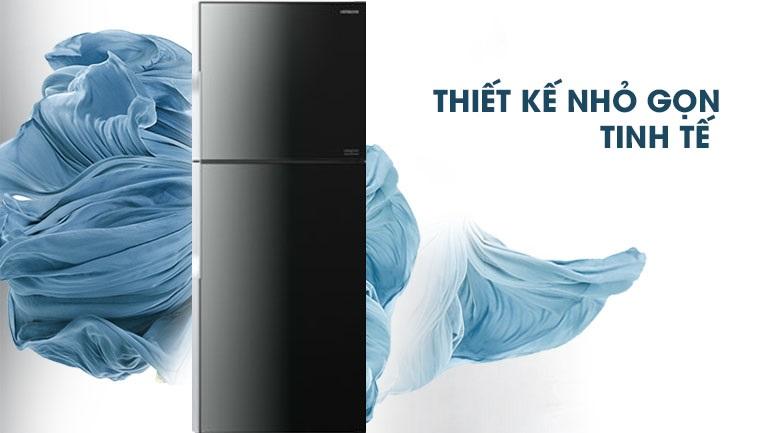 Tủ lạnh Hitachi Inverter 395 lít R-VG470PGV3 XGR