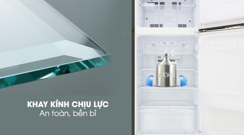 Tủ lạnh Sharp Inverter 180 lít SJ-X196E-DSS - Nano Ag+