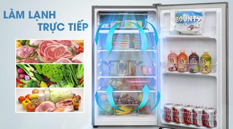 Hệ thống làm lạnh trực tiếp - Tủ lạnh Electrolux 92 lít EUM0900SA
