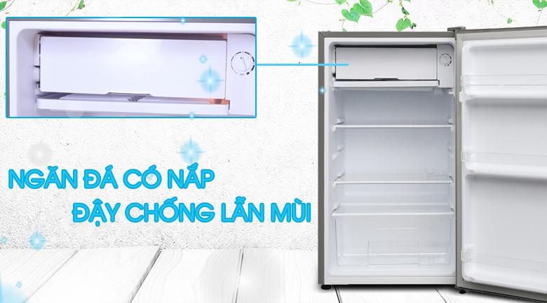 Ngăn đá có nắp đậy - Tủ lạnh Electrolux 92 lít EUM0900SA