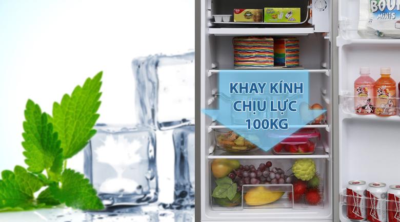Khay kính chịu - Tủ lạnh Electrolux 92 lít EUM0900SA