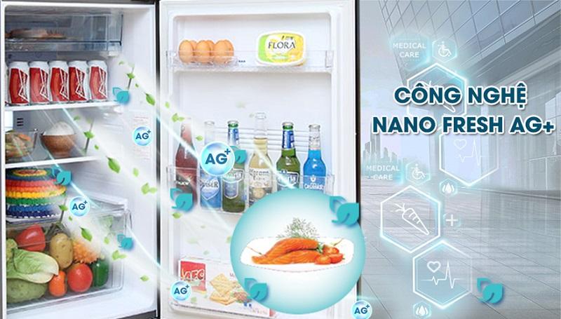 Nano Fresh Ag  kháng khuẩn, khử mùi mạnh mẽ