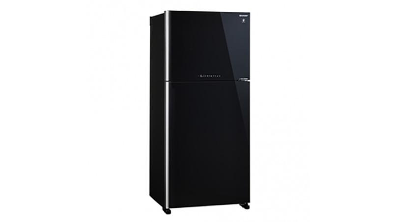 Tủ lạnh Sharp Inverter 510 lít SJ-XP555PG-BK