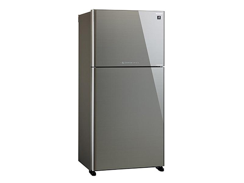 Tủ lạnh với thiết kế màn hình cảm ứng bên ngoài sang trọng và bắt mắt