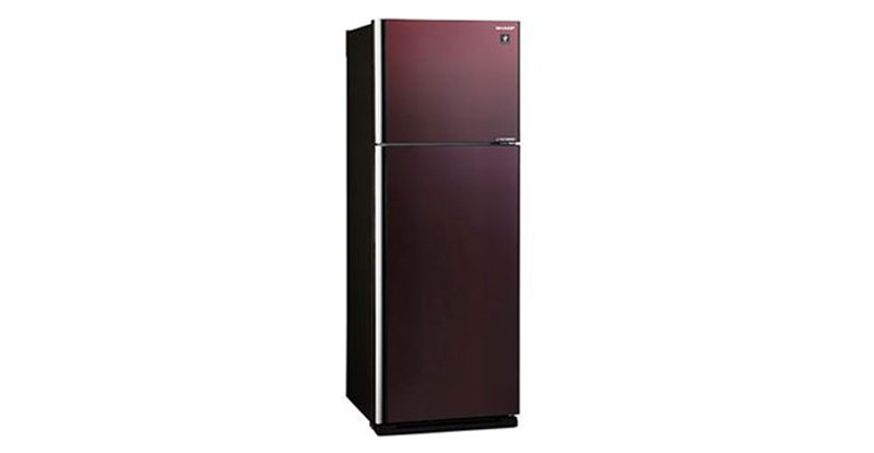 Thiết kế tủ lạnh Sharp Inverter 394 lít SJ-XP435PG-BR