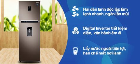 Samsung Inverter 319 lít