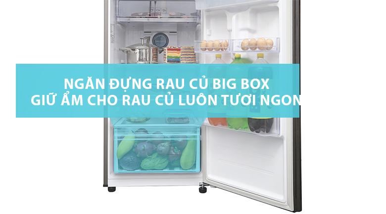 Tủ lạnh Samsung Inverter 321 lít RT32K5930DX/SV - Big box