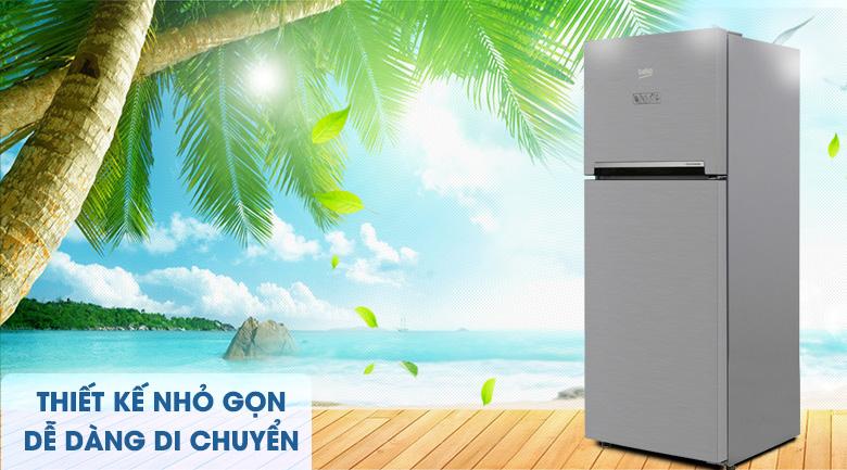 Tủ lạnh Beko Inverter 200 lít RDNT200I50VS