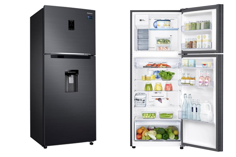 Tủ lạnh Samsung Inverter 362 lít RT35K5982BS/SV