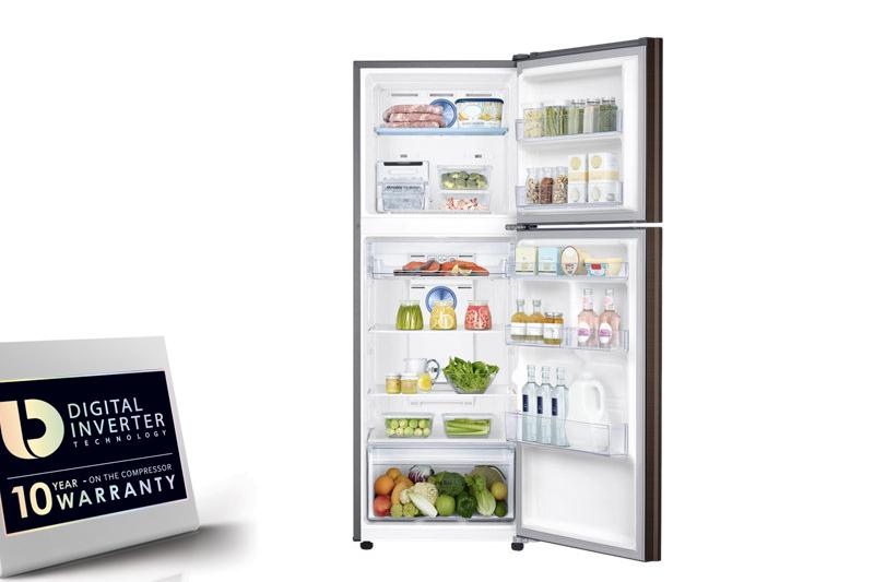 Tủ lạnh Samsung Inverter