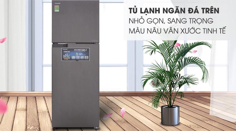Tủ lạnh Toshiba Inverter 305 lít GR-A36VUBZ DS