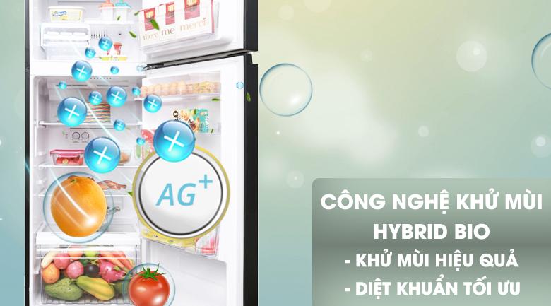 Công nghệ Hybrid Bio kháng khuẩn khử mùi - Tủ lạnh Toshiba Inverter 330 lít GR-AG39VUBZ XK