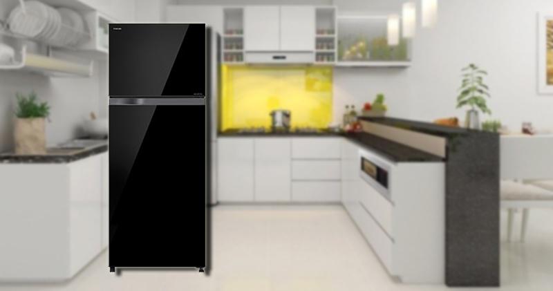 Tủ lạnh Toshiba Inverter 330 lít GR-AG39VUBZ XK
