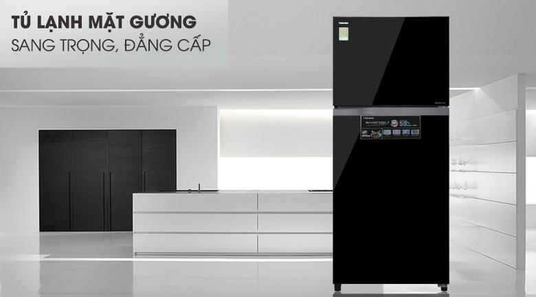 Tủ lạnh Toshiba Inverter 359 lít GR-AG41VPDZ XK