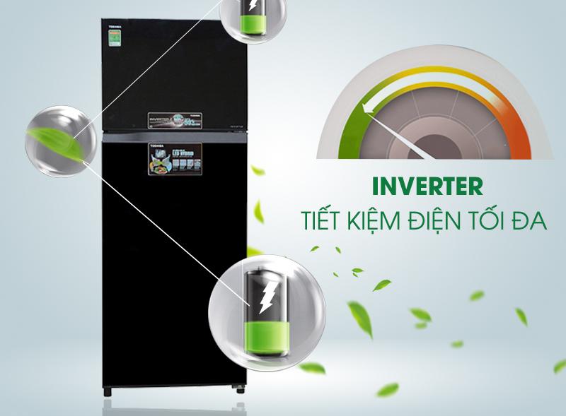 Công nghệ Inverter kết hợp chế độ Eco mang đến khả năng tiết kiệm điện mạnh mẽ