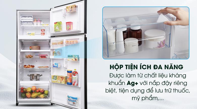Tủ lạnh Toshiba Inverter 409 lít GR-AG46VPDZ XK - Hộp riêng biệt