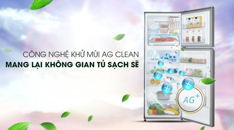 Khả năng diệt khuẩn tối ưu với tinh thể bạc Ag+ - Tủ lạnh Panasonic Inverter 366 lít NR-BL389PSVN