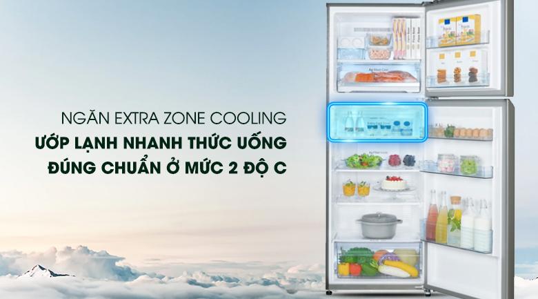 Ngăn làm lạnh nhanh tiện lợi - Tủ lạnh Panasonic Inverter 366 lít NR-BL389PSVN