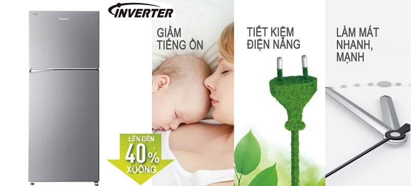 Tiết kiệm điện năng hơn với công nghệ Inverter kết hợp Econavi hiện đại