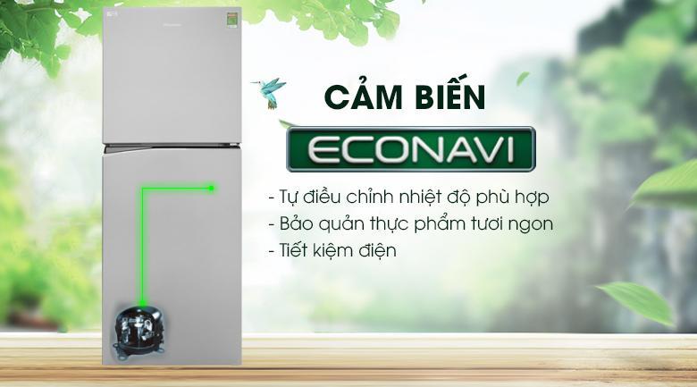 Cảm biến Econavi - Tủ lạnh Panasonic Inverter 326 lít NR-BL359PSVN