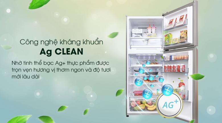 Công nghệ Ag Clean - Tủ lạnh Panasonic Inverter 326 lít NR-BL359PSVN