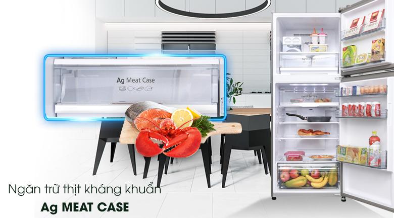 Ngăn Ag Meat Case - Tủ lạnh Panasonic Inverter 326 lít NR-BL359PSVN