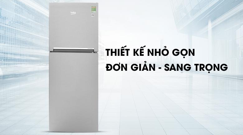 Tủ lạnh Beko Inverter 230 lít RDNT230I50VS