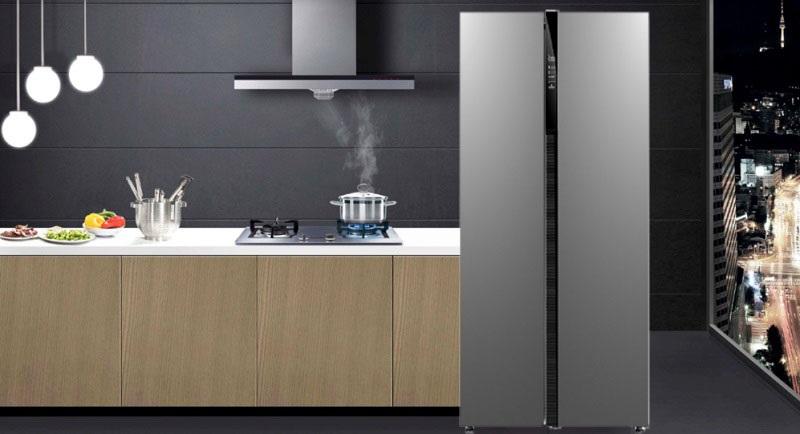 Tủ lạnh Midea 530 lít MRC-690SS