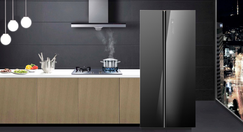 Tủ lạnh Midea 530 lít MRC-690GS