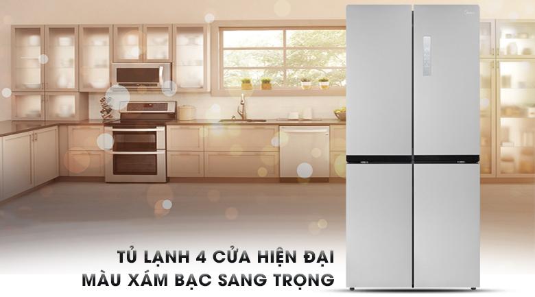 Tủ lạnh Midea 428 lít MRC-626FWEIS