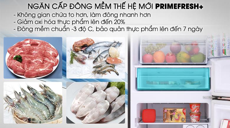 Tủ lạnh Panasonic Inverter 255 lít NR-BV288GKV2 - Prime fresh+