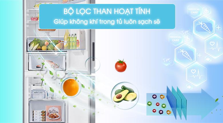 Bộ lọc than hoạt tính - Tủ lạnh Samsung Inverter 307 lít RB30N4170S8/SV