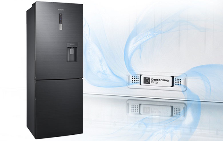 Bộ lọc than hoạt tính - Tủ lạnh Samsung Inverter 458 lít RL4364SBABS/SV