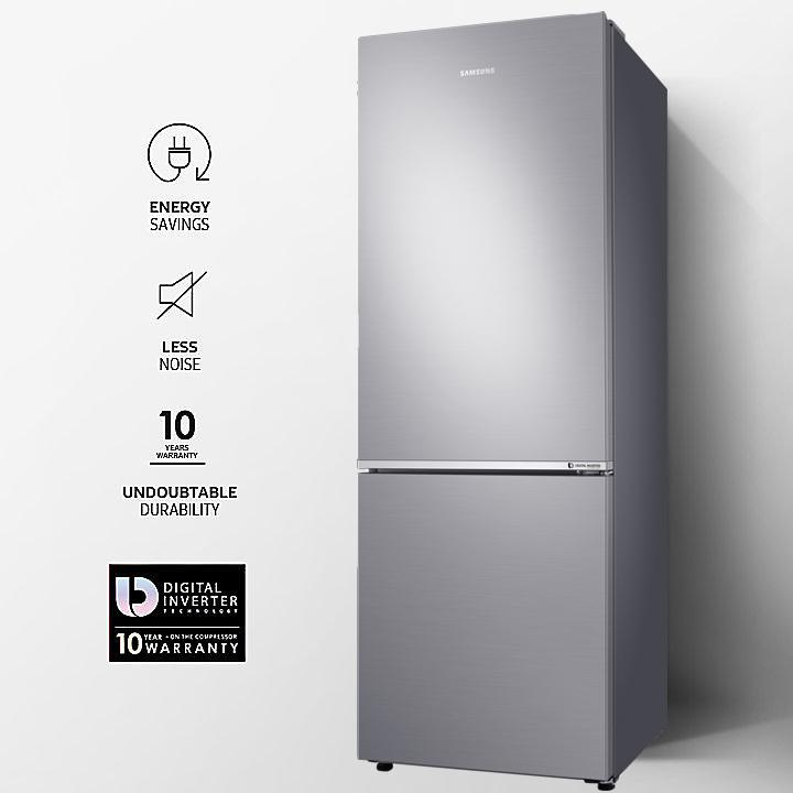 Công nghệ Digital Inverter - Tủ lạnh Samsung Inverter 310 lít RB30N4010S8/SV