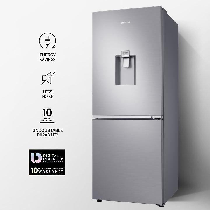 Công nghệ Digital Inverter - Tủ lạnh Samsung Inverter 276 lít RB27N4170S8/SV
