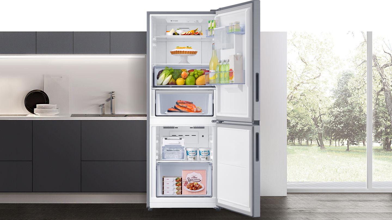 Dung tích 276 lít - Tủ lạnh Samsung Inverter 276 lít RB27N4170S8/SV