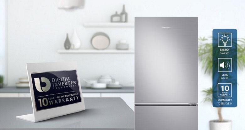 Công nghệ Digital Inverter - Tủ lạnh Samsung Inverter 280 lít RB27N4010S8/SV